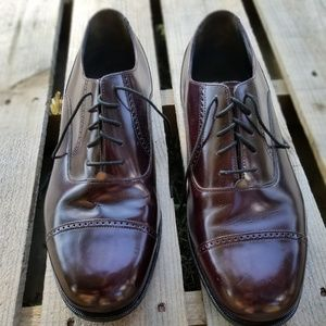 Bostonian Mens Leather dress shoes